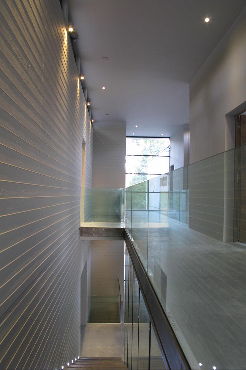 Studio by night villa g y for Architecte d interieur le mans