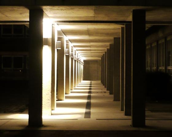 Amélioration de l'accessibilité du campus de l'Ecole Centrale de Lyon – Ecully