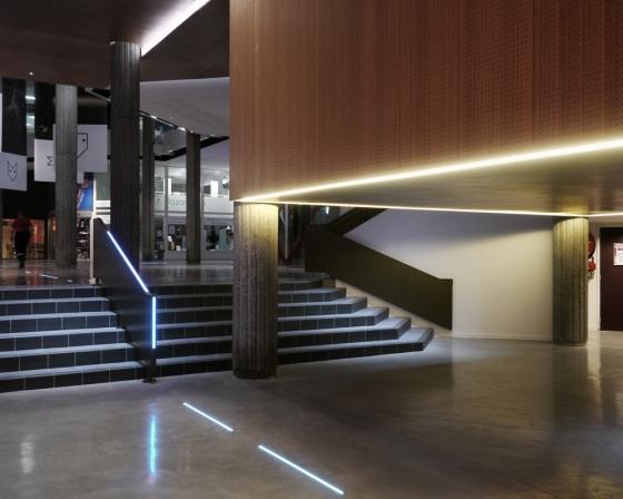 Rénovation du forum du centre Bonlieu – Annecy