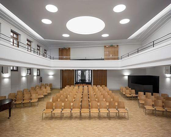 Rénovation d'une Salle de Culte – Genève