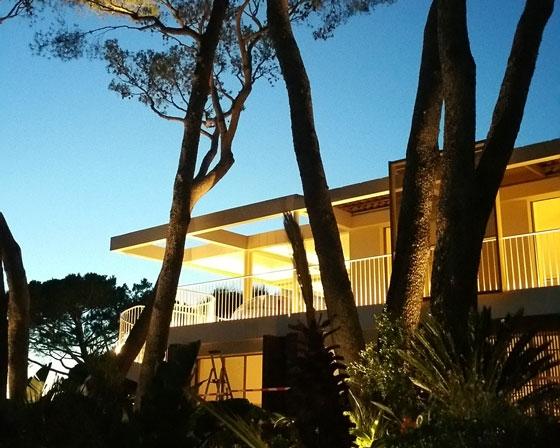 Villa M….I – St Tropez