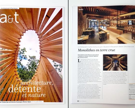 Architectures & Territoires - 07/2019