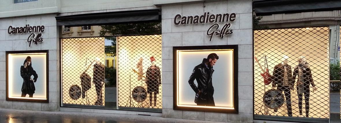 La Canadienne Griffes – Lyon