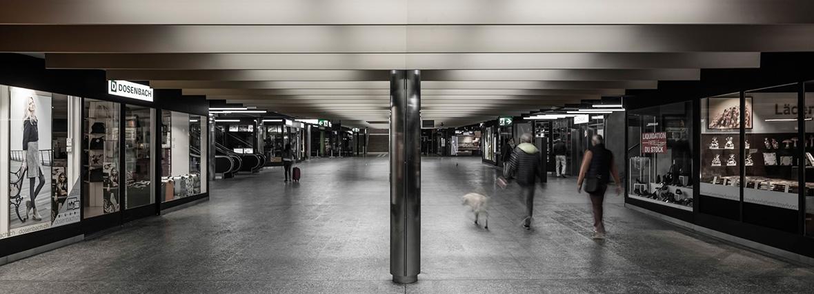 Metro-Shopping de Cornavin – Genève