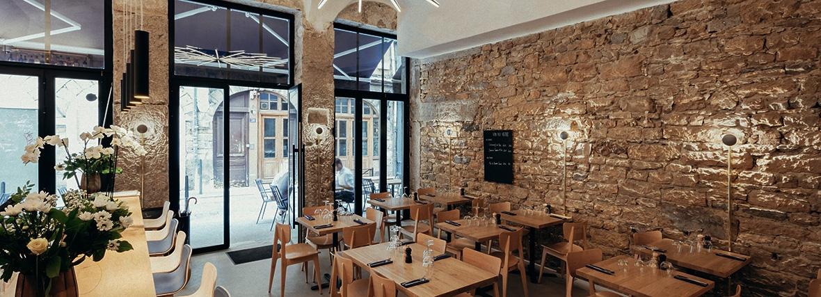 Restaurant Victoire & Thomas – Lyon